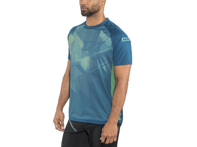 ION Traze AMP T-Shirt Heren, blauw